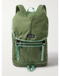 Patagonia Arbor Classic Canvas Backpack - Green