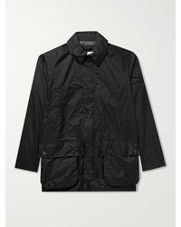 Barbour White Label Bedale Slim-fit Barbourtech Shell Jacket - Black
