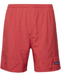Patagonia - Baggies Lights Dwr-coated Ripstop Shorts - Lyst