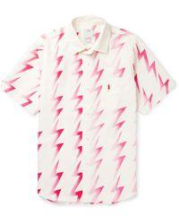 Camp-collar Printed Silk And Cotton-blend Shirt Visvim Genuine Cheap Online 23iPU9kX