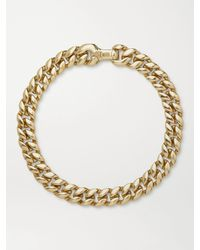 David Yurman 18-karat Gold Bracelet - Metallic