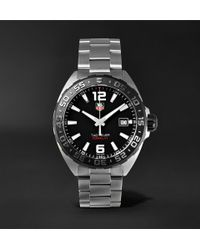 Tag Heuer - Formula 1 41mm Stainless Steel Watch - Lyst