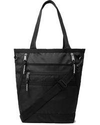 Indispensable Snatch Canvas Tote Bag - Black