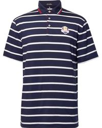 RLX Ralph Lauren - Us Ryder Cup Team Appliquéd Striped Stretch-jersey Golf Polo Shirt - Lyst