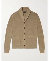 Polo Ralph Lauren Shawl-collar Cotton Cardigan - Multicolour