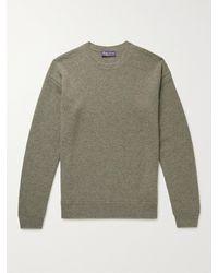 Ralph Lauren Purple Label Cashmere Jumper - Grey