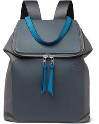 Loewe - Goya Full-grain Leather Backpack - Lyst