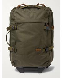 Filson Dryden Canvas Carry-on Suitcase - Green