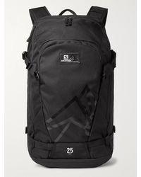 Salomon Side 25 Shell Backpack - Black