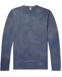 Massimo Alba - Tie-dyed Cashmere Sweater - Lyst