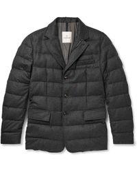 moncler daniel jacket flannels