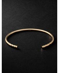 Laud 18-karat Gold Cuff - Metallic