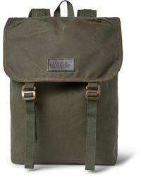 Filson Ranger Twill Backpack - Green