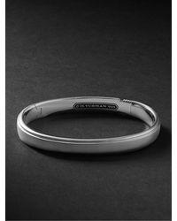 David Yurman Streamline Sterling Silver Bracelet - Metallic