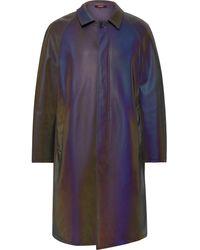 Sies Marjan Blaine Iridescent Shell Coat - Multicolor