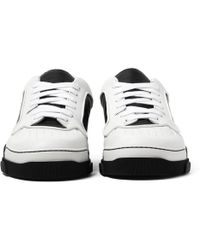 Givenchy - Tyson Two-tone Leather Trainers - Lyst