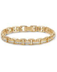 David Yurman 18-karat Gold Diamond Bracelet - Metallic