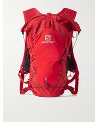 Salomon Xa 15 Shell Backpack - Red