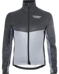 Pas Normal Studios Zip-up Cycling Jersey - Grey