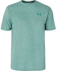 Under Armour Mélange Siro Heatgear T-shirt - Green