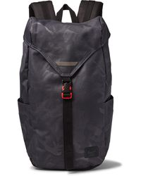 Herschel Supply Co. Thompson Camouflage-print Canvas Backpack - Gray