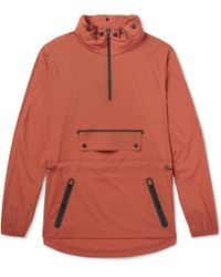 Belstaff - Origins Vapour Hooded Shell Jacket - Lyst