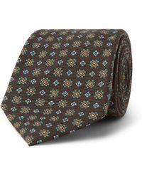 Drake's - 8cm Wool-jacquard Tie - Lyst