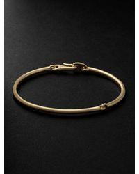 MAOR The Equinox Gold Bracelet - Metallic