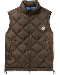 45f5dc531f5e Lyst - Moncler Allemont Down Vest for Men
