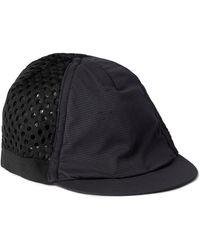 Rapha Indoor Laser-cut Jersey Cycling Cap - Black