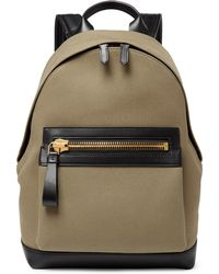 Tom Ford - Canvas Backpack - Lyst