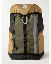 Epperson Mountaineering Climb Pack Large Logo-appliquéd Recycled Cordura Backpack - Black