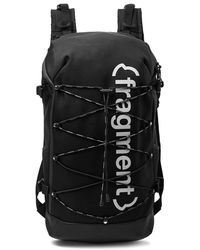 Moncler Genius - 7 Moncler Fragment Printed Shell And Neoprene Backpack - Lyst