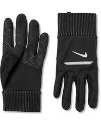 Nike Shield Gloves - Black