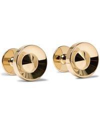 Alice Made This Alvar Gold-plated Cufflinks - Metallic