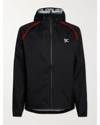 District Vision Max Mountain Shell Hooded Jacket - Black