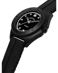 BAMFORD LONDON Mayfair Sport Polymer And Rubber Watch - Black