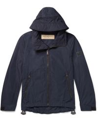 Burberry - Shell Jacket - Lyst