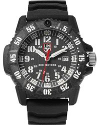 Luminox - 3800 Series 3801 Carbon-reinforced And Rubber Watch - Lyst