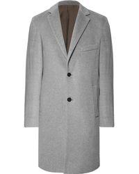 Altea Cashmere Overcoat - Grey