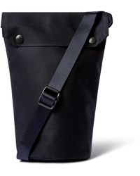 Nanamica Cotton-shell Messenger Bag - Blue