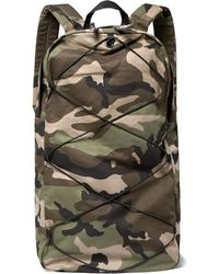 Nonnative - Camouflage-print Canvas Backpack - Lyst