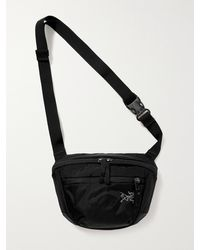 Arc'teryx Mantis 1 Canvas Belt Bag - Black