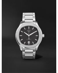 Piaget Polo Automatic 42mm Stainless Steel Watch - Grey