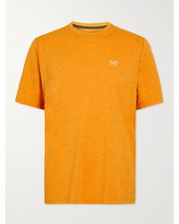 Arc'teryx Cormac Ostria T-shirt - Orange