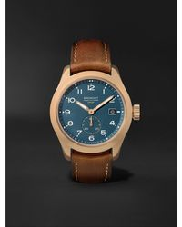 Bremont - Broadsword Bronze Sotek Automatic 40mm Bronze And Nubuck Watch, Ref. Broadsword-bz-gr - Lyst