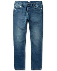 Cmmn Swdn | Tapered Denim Jeans | Lyst