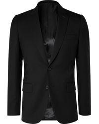 Paul Smith Soho Slim-fit Wool-twill Suit Jacket - Black