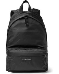 Balenciaga - Explorer Jacquard Backpack - Lyst