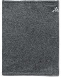 adidas Originals - Mélange Stretch-jersey Neck Warmer - Lyst